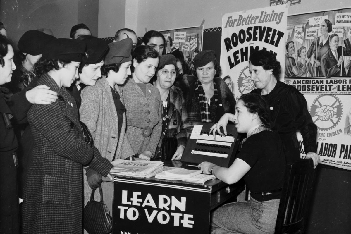 Women continue to surpass men in voter turnout. Will it pay off this November?